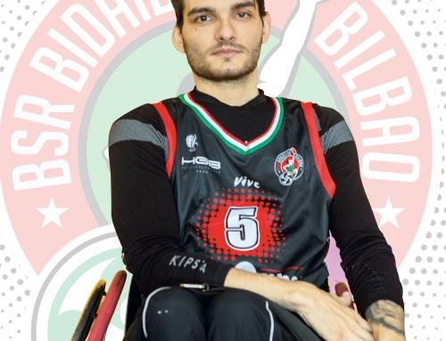 Nº5 Alex Mendiluce