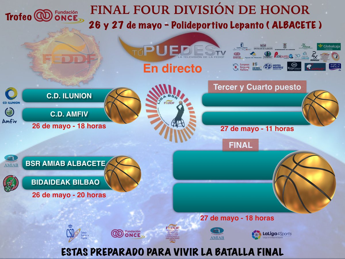 Cruces Final Four.